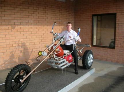 moto idraulico 2009