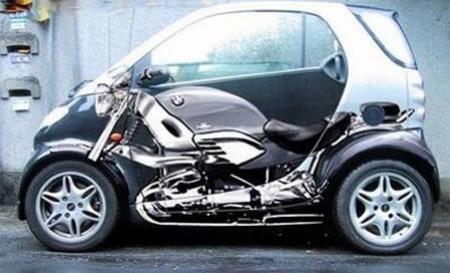 smart o bmw motorcycle