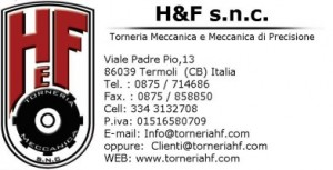 H&F Torneria Meccanica