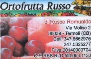 Ortofrutta Russo R.