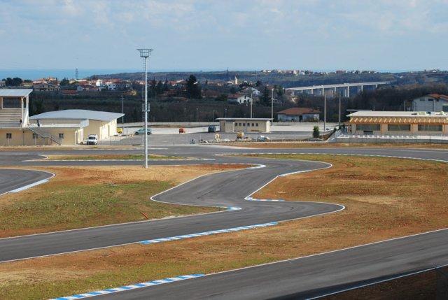 Circuito Ortona : Inaugurazione circuito internazionale d abruzzo