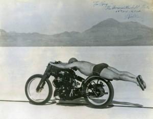 Roland Free Bonneville Salt Flats record 1984
