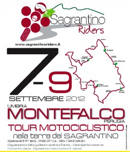 Sagrantino Riders