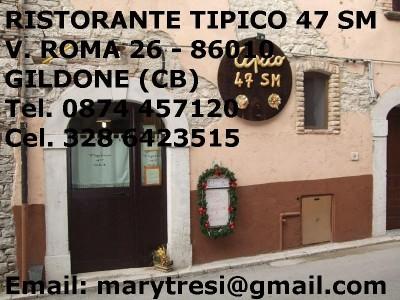 Ristorante Tipico 47 sm