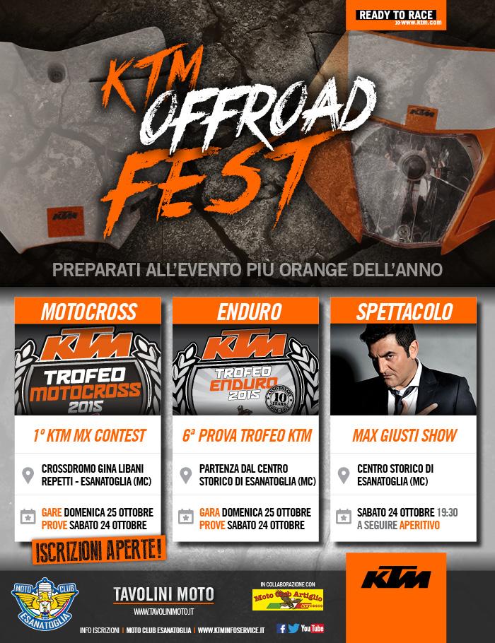 KTM Offroad Fest